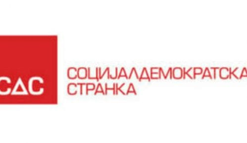 SDS poziva opoziciju na dogovor oko ključnih izbornih uslova 1