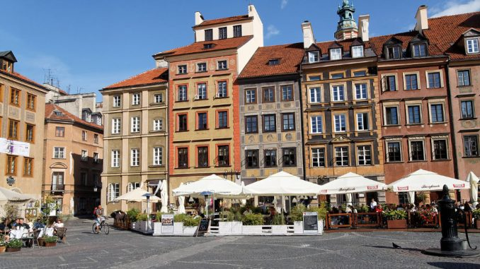 Poljska policija ponovo hapsila na protestu privrednika u Varšavi 4