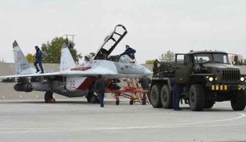 Vežbe srpskih i ruskih pilota 13
