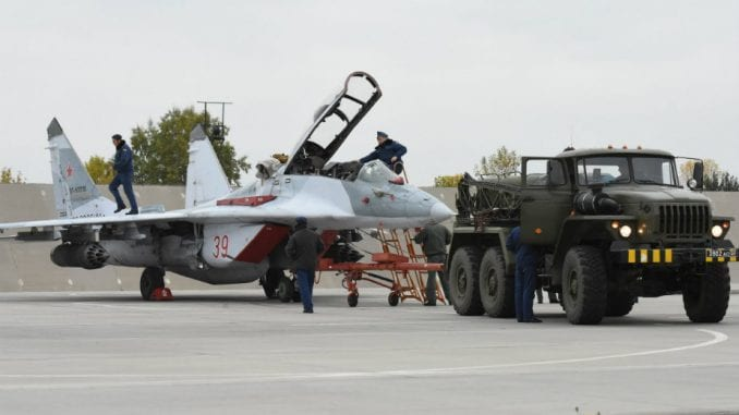 Avijacija VS sutra iznad Niša i juga Srbije 4