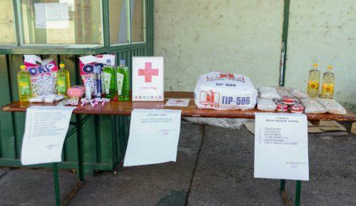 Pomoć Crvenog krsta za Žagubicu 8