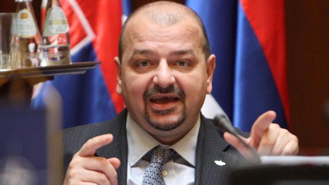 Šormaz: Srbija očekuje podršku SAD tokom pregovora Beograda i Prištine 1
