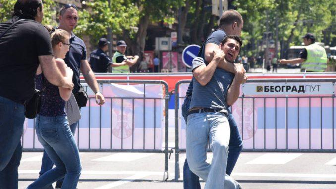 Tužilaštvo uskoro o napadu na novinare 2