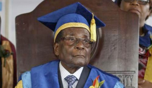 Kako su Mugabea podržavali Marli i SFRJ 11