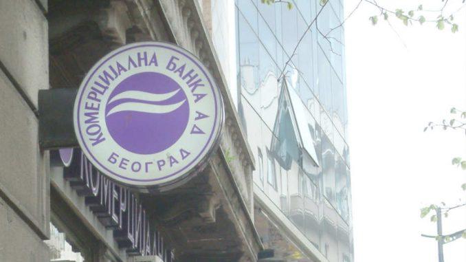 Dobit Komercijalne banke 56 miliona evra 1