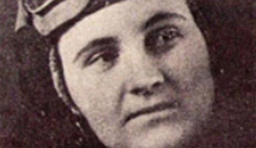 Marija Draženović Đorđević - Prva ratna pilotkinja 7