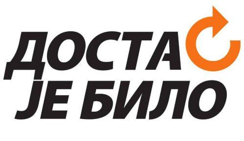 DJB: Nepoznate osobe pokušale da obiju kancelarije pokreta na Novom Beogradu 7