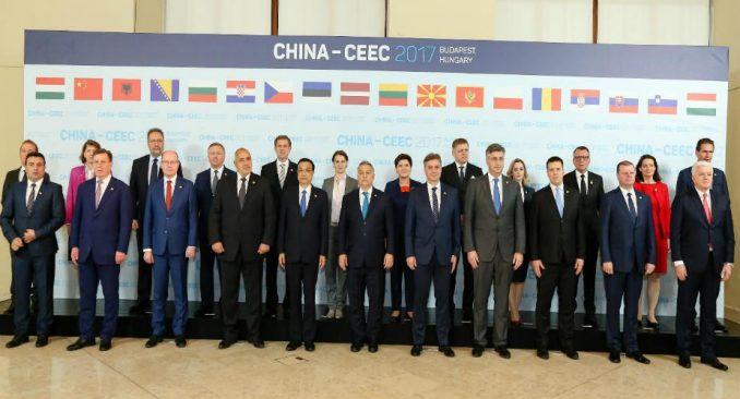 Samit Kine i zemalja Centralne i Istočne Evrope 1