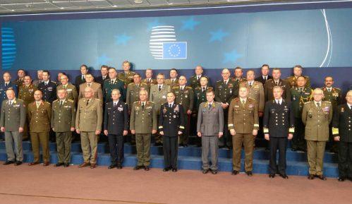 Diković na Vojnom komitetu EU 9