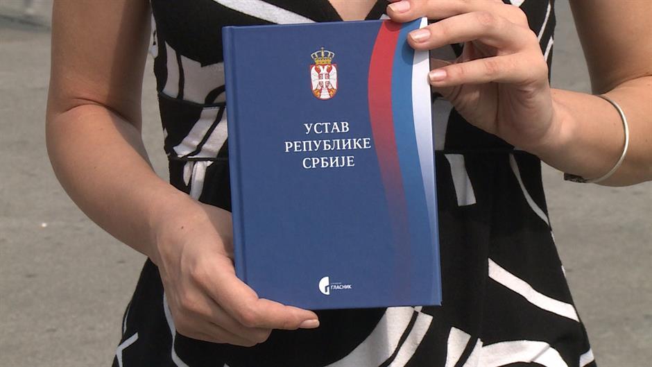 Osnovana Radna grupa za predlog izmene Ustava Srbije 1