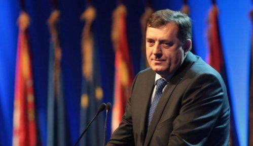 Dodik za DW crtao mapu Balkana kako ga vidi 9