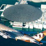 Muzej Luvr Abu Dabi iz vazduha (VIDEO) 14