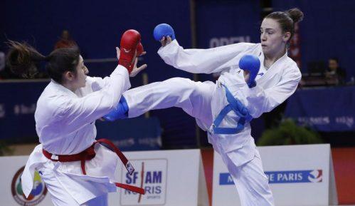 Zlatna medalja za karatistkinju Jovanu Preković u Japanu 11