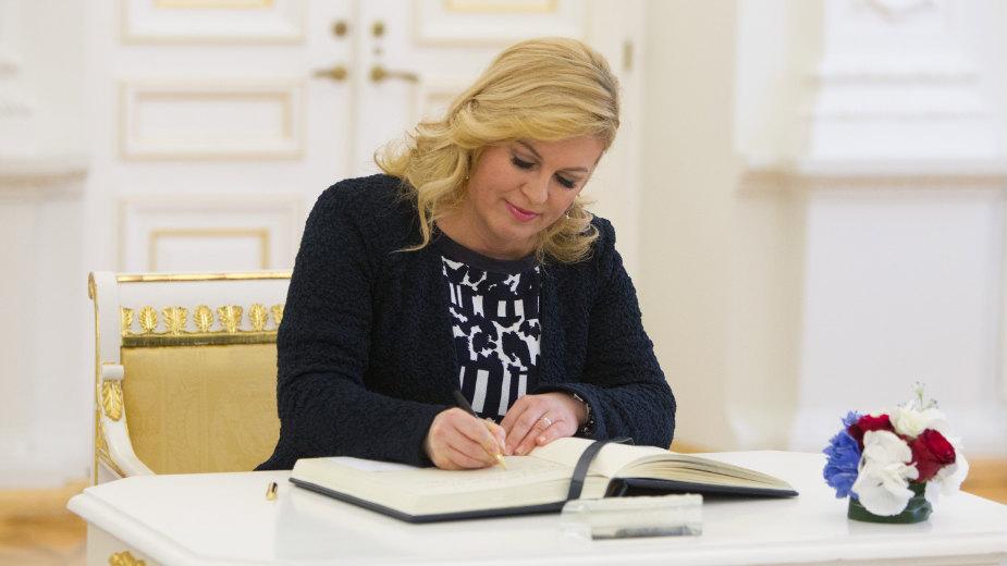 Kitarović: Hrvatska nije bila agresor već Miloševićeva Srbija 1