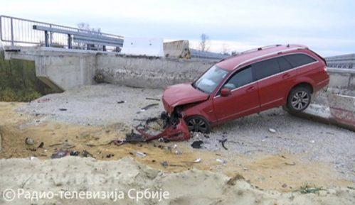 Apel vozačima da ne koriste auto-puteve u izgradnji 15