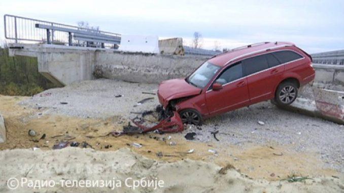 Apel vozačima da ne koriste auto-puteve u izgradnji 1