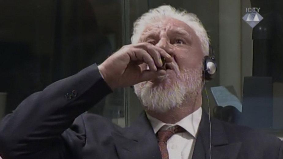 Preminuo Slobodan Praljak nakon ispijanja otrova 1