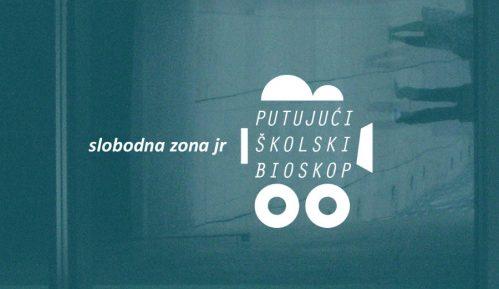 """Putujući školski bioskop """"Slobodna zona junior'' 1"""