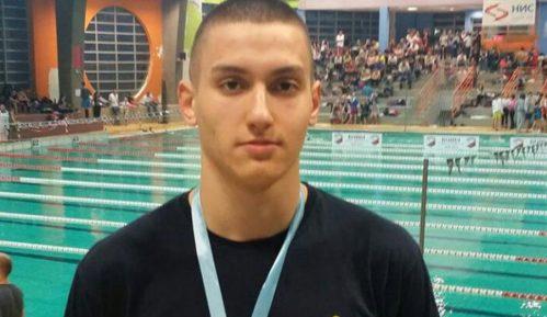 Aćin juniorski rekorder u plivanju 5