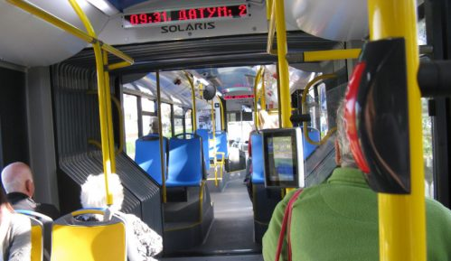 Do daljeg ukinuti svi polasci na linijama javnog prevoza u Beogradu 5