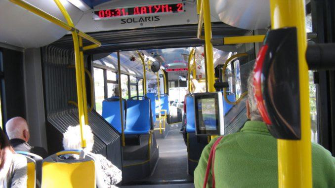 Do daljeg ukinuti svi polasci na linijama javnog prevoza u Beogradu 2