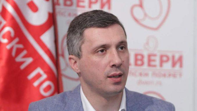 Dveri: Balša Božović ne štedi reči kada treba da kritikuje kolege iz opozicije 1