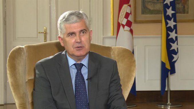 Čović: Svi su bili pozvani na samit u Mostaru 1