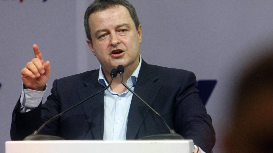 Dačić: Sud formiran da osudi Srbe 1
