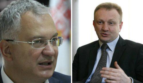 Dva Dragana i propast Demokratske stranke 1
