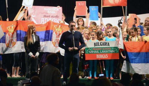 "Otvorena ""Druga Balkanska olimpijada umetnosti i igre"" 13"