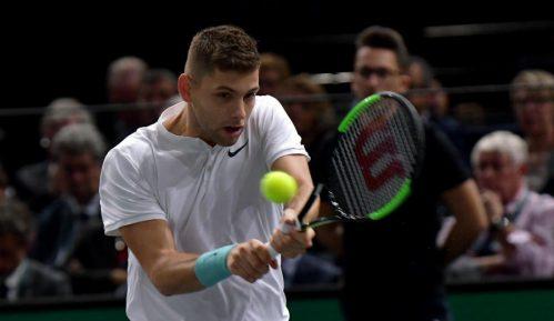 Filip Krajinović u finalu Mastersa u Parizu 6