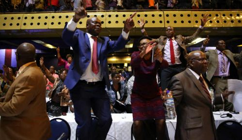 Mugabe podneo ostavku 5