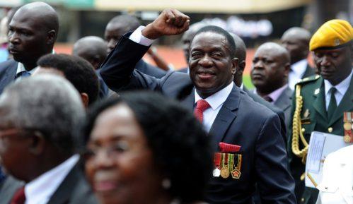 Novi predsednik Zimbabvea Mnangagva položio zakletvu 9