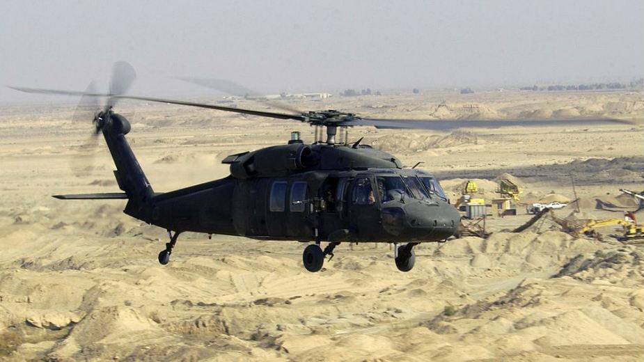 U padu helikoptera stradao saudijski princ 1