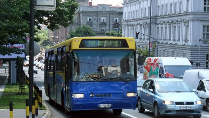 "Autobusi se farbaju u crveno, a gume ""ćelave"" 1"
