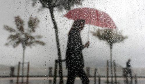 Sutra oblačno, hladno, ponegde sa kišom 6