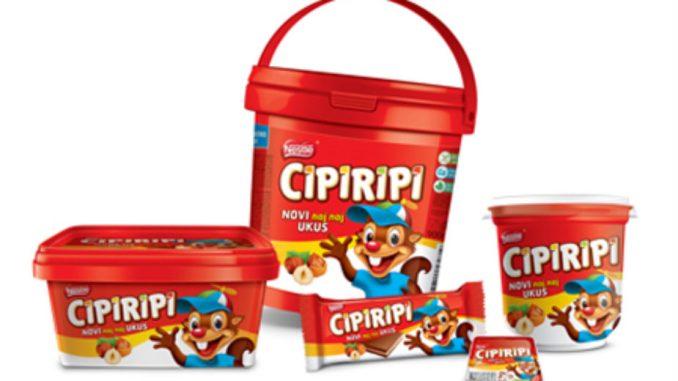Nestle: Povučeni svi Cipiripi kremovi 2