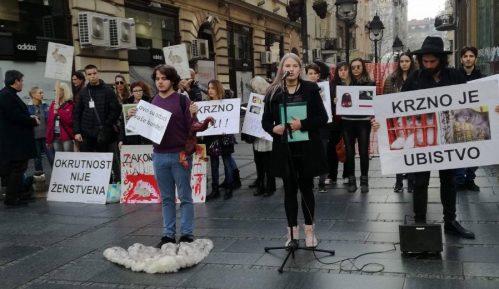 Održana Šetnja protiv nošenja krzna 7