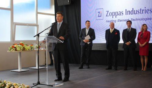 """Otvorena fabrika """"Zopas"""", posao za više od 400 ljudi 10"""