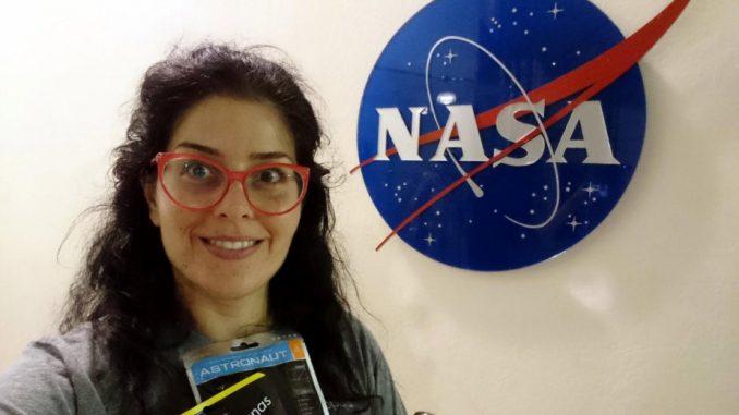 Nišlijka u NASA 1