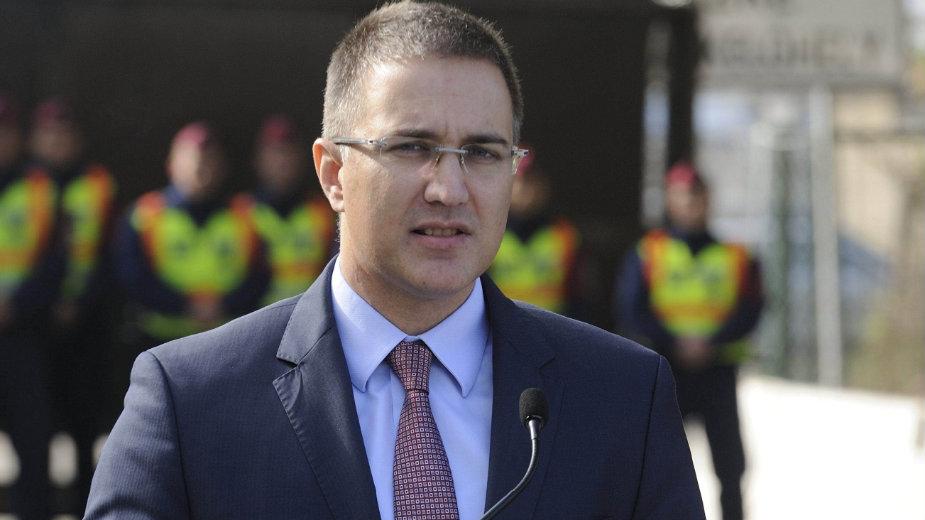 Stefanović sekretar Saveta za nacionalnu bezbednost - Društvo ...