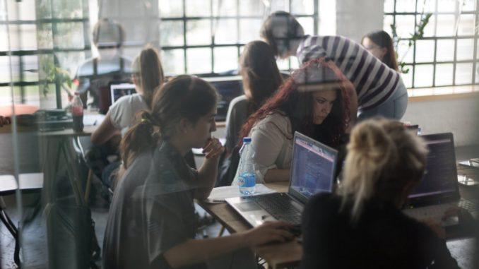 Besplatne radionice programiranja za žene 1