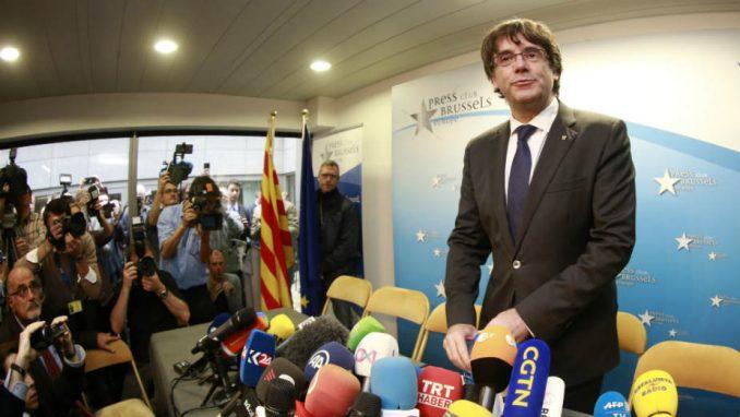 Pućdemon će biti kandidat na izborima za Evropski parlament 1