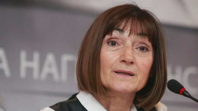 UNS: Politika ponovo targetira Ljiljanu Smajlović kao odgovornu za bombardovanje 1