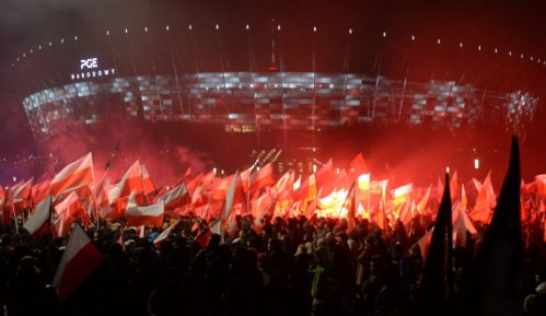 Desetine hiljada radikalnih desničara promarširalo Varšavom 11