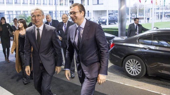 Vučić: Srbija čuva neutralnost, ali želi saradnju sa NATO 1