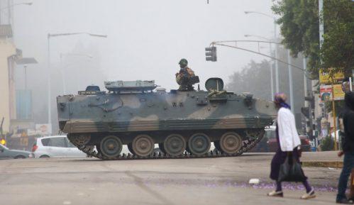 Mugabe u kućnom pritvoru 11