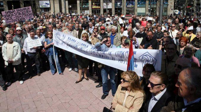 Penzioneri tuže državu za 430 miliona evra 1