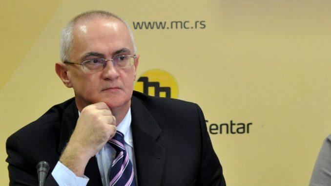 Šabiću drugi put zabranjena saradnja sa Institutom za evropske poslove 2