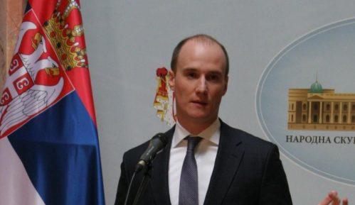 Božović: DS uskoro sa konkretnim dokazima o rušenju u Savamali 13